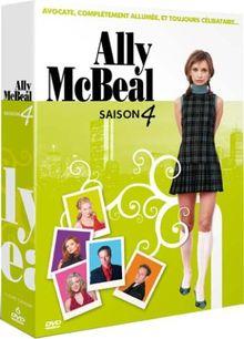 Ally McBeal : intégrale saison 4 - coffret 6 DVD [FR Import]