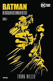 Batman: Die Rückkehr des Dunklen Ritters (Alben-Edition): Bd. 4 (von 4)
