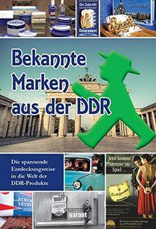 Bekannte Marken aus der DDR
