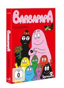 Barbapapa - Komplettbox [6 DVDs]