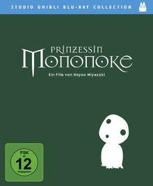 Prinzessin Mononoke - Studio Ghibli Blu-Ray Collection