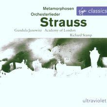 Orchesterlieder / Metamorphosen