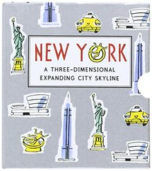 New York: A Three-dimensional Expanding City Skyline (Three Dimensional Skyline)