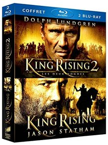 Coffret king rising : king rising 1 ; king rising 2 [Blu-ray]