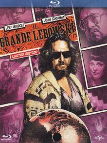 Il grande Lebowski (reel heroes) [Blu-ray] [IT Import]