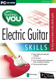 Teaching-you Electric Guitar
