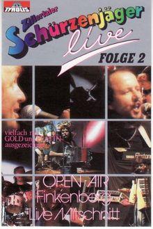 Open Air Finkenberg/Live-Mitschnitt [Musikkassette] [Musikkassette]