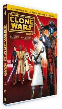 Star wars : the clone wars, saison 1d [FR Import]