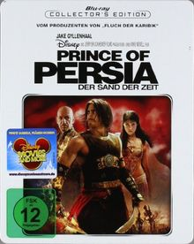 Prince of Persia - Der Sand der Zeit - Steelbook [Blu-ray] [Collector's Edition]