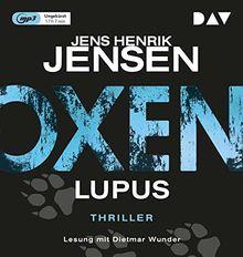 Oxen. Lupus: Ungekürzte Lesung mit Dietmar Wunder (2 mp3-CDs)