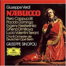 Nabucco (Italienische Gesamtaufnahme)