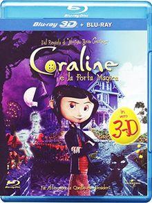Coraline e la porta magica (3D+2D) [Blu-ray] [IT Import]