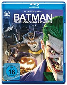 Batman: The Long Halloween - Teil 1 [Blu-ray]