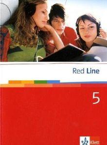 Red Line. Unterrichtswerk für Realschulen. Schülerbuch (Softcover) 9. Schuljahr: BD 5