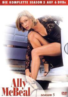Ally McBeal: Die komplette Season 5 [6 DVDs]