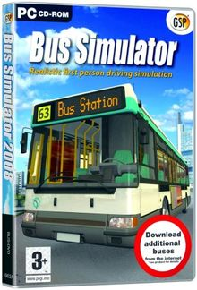 GSP Bus Simulator [UK Import]