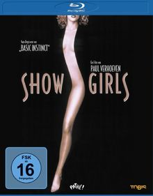 Showgirls [Blu-ray]