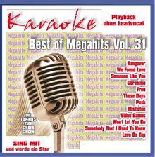 Best of Megahits Vol.31 - Karaoke