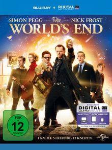 The World's End (inkl. Digital Ultraviolet) [Blu-ray]