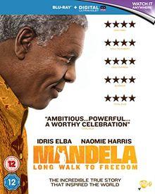 Mandela: Long Walk to Freedom [Blu-Ray] (IMPORT) (Keine deutsche Version)