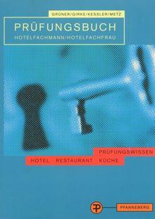 Prüfungsbuch Hotelfachmann/Hotelfachfrau
