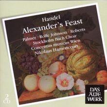 Alexander's Feast&Concerto Grosso F Major,Op.3no.4