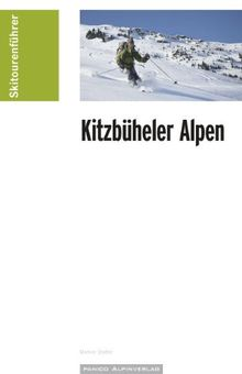 """Skitourenführer """"Kitzbühler Alpen"""""""