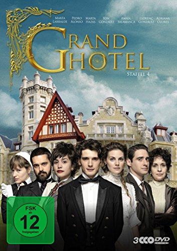 grand hotel staffel 4 3 dvds von marta larralde. Black Bedroom Furniture Sets. Home Design Ideas