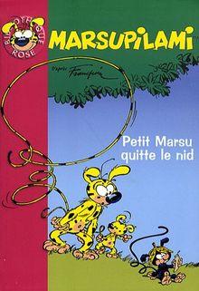Marsupilami : Petit Marsu quitte le nid