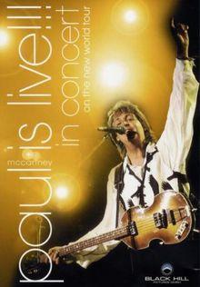 Paul McCartney - Paul is Live!!! In Concert