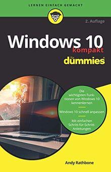 Windows 10 kompakt für Dummies