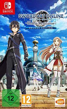 Sword Art Online: Hollow Realization Deluxe Edition - [Nintendo Switch]
