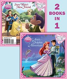 Ariel's Dolphin Adventure/Snow White's New Friend (Disney Princess) (Pictureback(R))