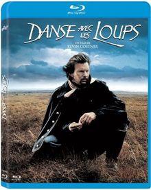 Danse avec les loups [Blu-ray] [FR Import]