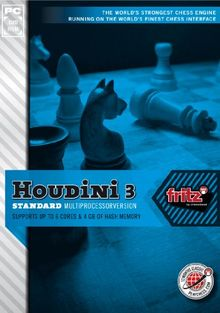 Houdini 3 Standard Multiprozessorversion