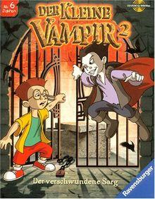 Der kleine Vampir 2 - Der verschwundene Sarg