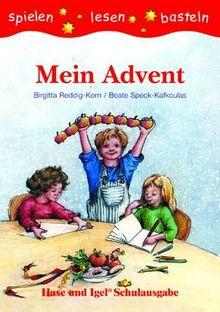 Mein Advent: Schulausgabe