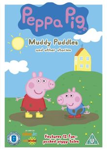 Peppa Pig - Muddy Puddles And Other Stories (Vol 1) [UK Import]