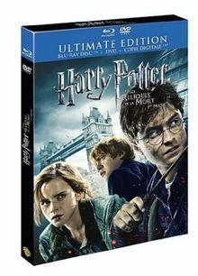 Harry potter et les reliques de la mort, partie 1 [Blu-ray] [FR Import]