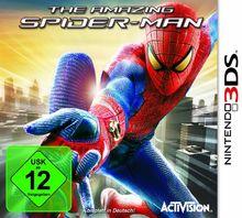 The Amazing Spider - Man - [Nintendo 3DS]