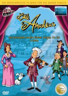 Little Amadeus - Staffel 2, Folge 14-26 (4 DVDs)