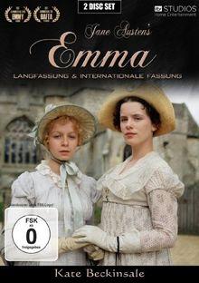 """Jane Austen's """"Emma"""" (Langfassung & Internationale Fassung) [2 Disc Set]"""