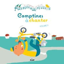 Comptines a Chanter: Comptines a Chanter 3 - Book + CD-Audio