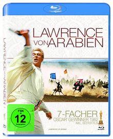 Lawrence von Arabien (2 Disc - Restored Version) [Blu-ray]