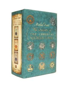 The Secrets of the Immortal Nicholas Flamel: The First Codex: The Magician / The Alchemyst / The Sorceress