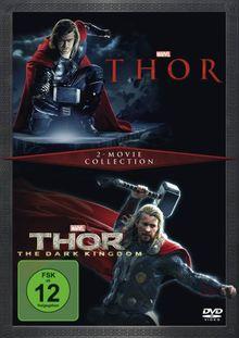 Thor / Thor - The Dark Kingdom [2 DVDs]