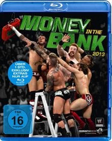 Money in the Bank 2013 [Blu-ray]