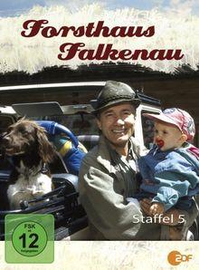 Forsthaus Falkenau - Staffel 5 (4 DVDs)