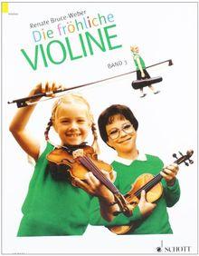 Fröhliche Violine, Bd.3, B-Tonarten, C-Dur, 2. und 3. Lage, 'Doppelgriffe und andere Kniffe': Geigenschule für den Anfang