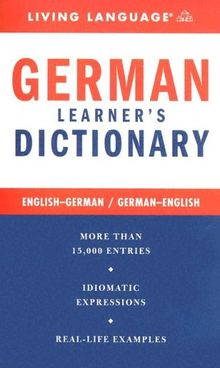 Complete German Dictionary (Complete Basic Courses)
